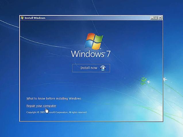 Conserte seu computador