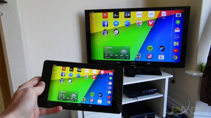 como conectar o celular na tv samsung