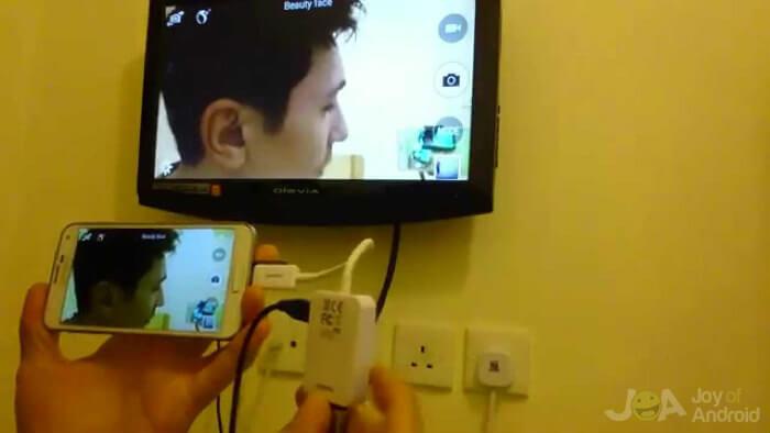 como conectar o celular na tv lg