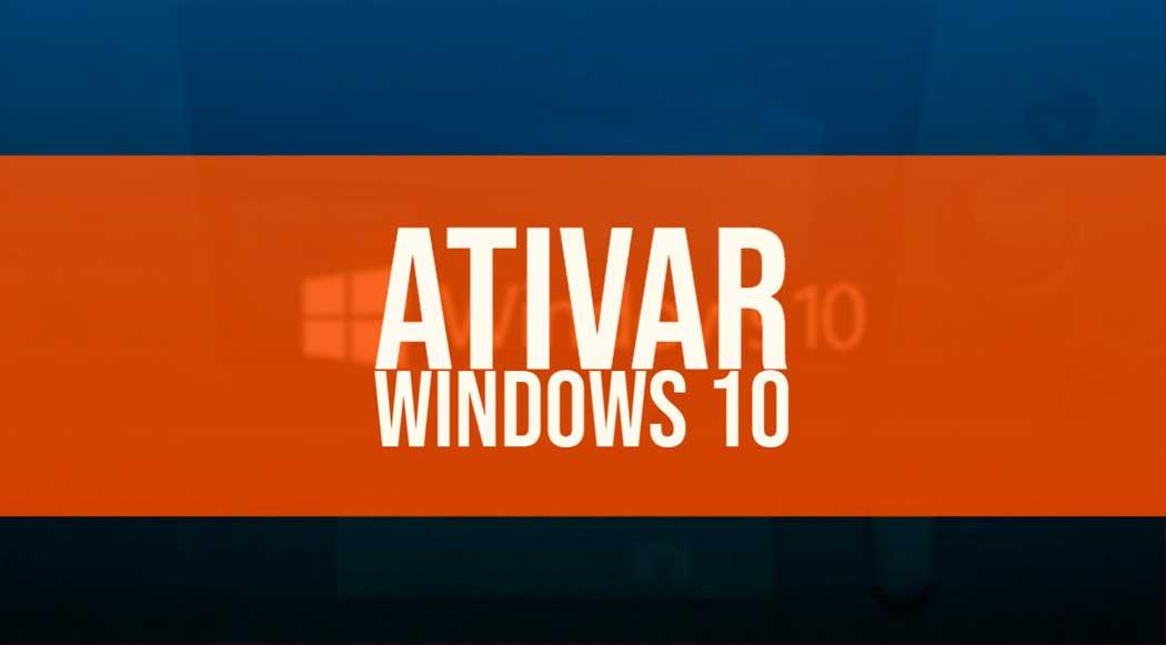 Como ativar o Windows 10