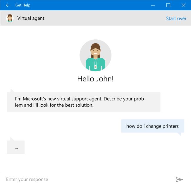 Como obter ajuda no Windows 10