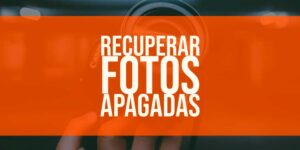 Como recuperar fotos apagadas: Descubra os métodos!