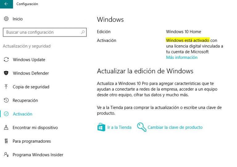 como saber se o windows é original