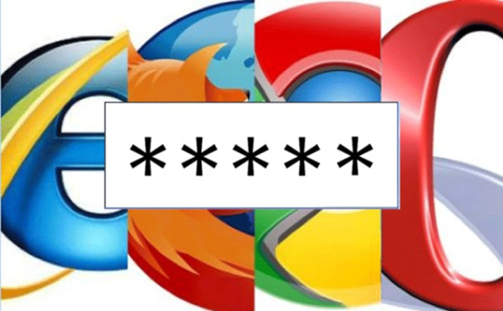 ver senha salva no Chrome