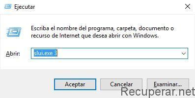 ativação windows 10